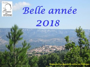 carte voeux 2018