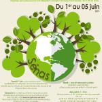 semaine environnementale affiche