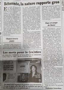 article canard
